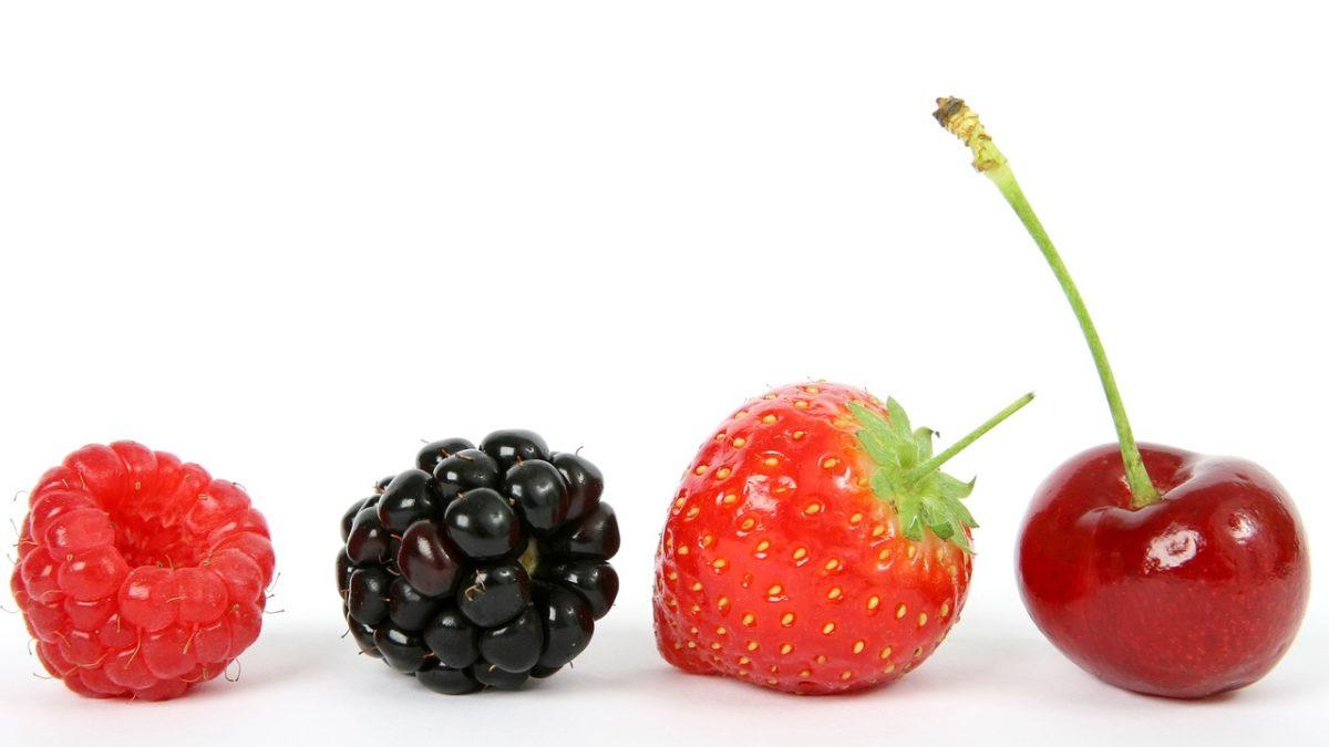 要選對水果!