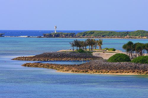 日本沖繩租車自助行~第一天沖繩美ら海水族館